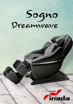 Picture of a Massage Chair Model Sogno Dream Wave
